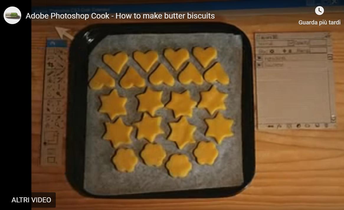 Adobe Photoshop Cook