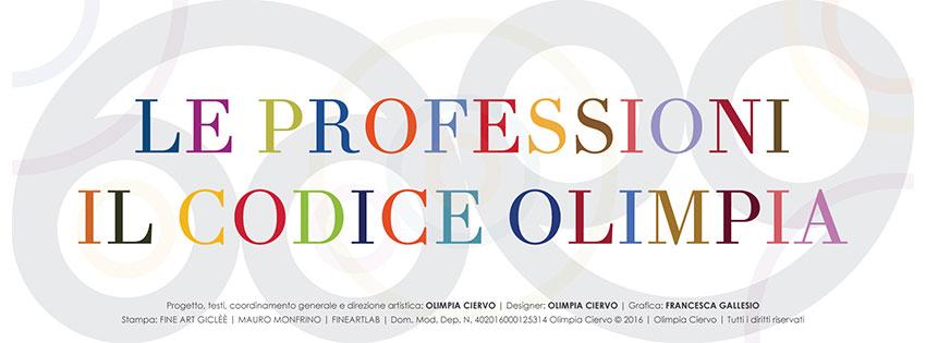 Copertina Facebook | Le Professioni | Il Codice Olimpia