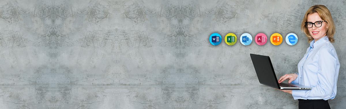 Ms Office | Graphic & Web Design | Banner & Header