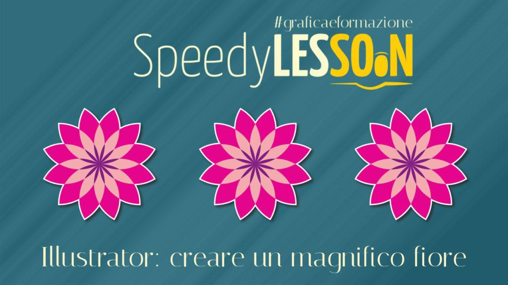 Illustrator: creare un magnifico fiore