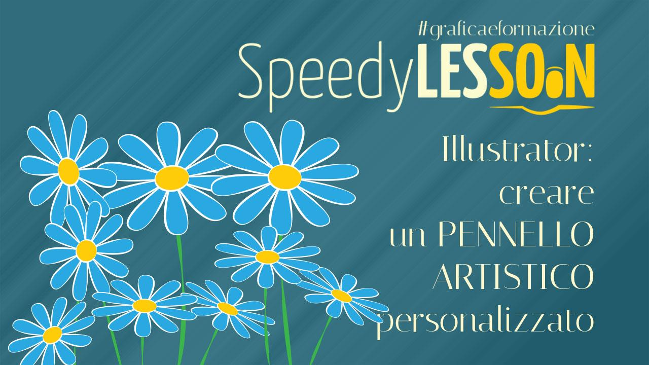 Tutorial Illustrator: creare un PENNELLO ARTISTICO personalizzato